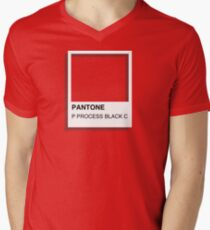 Colours of Red Bubble: Black T-Shirt