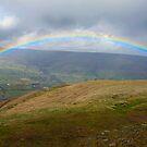 Edale Rainbow by James Stevens
