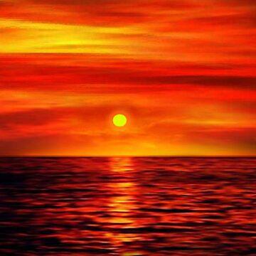 Sunset 10 by sirgulamhusain