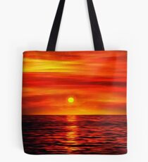 Sunset 10 Tote Bag