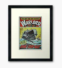 Warlord - Drake 2 Framed Print