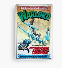 Warlord - The Fighting Condor Canvas Print