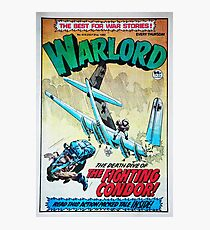Warlord - The Fighting Condor Photographic Print