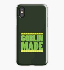 Goblin Made iPhone Case iPhone Case/Skin