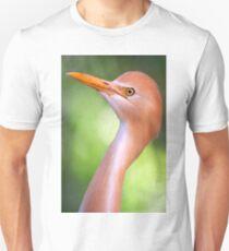 Cattle Egret Unisex T-Shirt