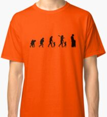 99 Steps of Progress - Child protection Classic T-Shirt
