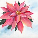 Poinsettia by Diane Hall