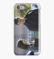 Caskett 2x17 iPhone Case/Skin
