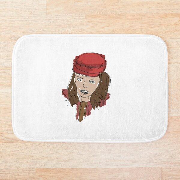 Cursed Piper Wright Bath Mat