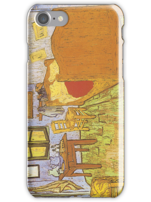 Van Gogh iPhone 5 Cases - Van Gogh's Bedroom in Arles by VanGoghCases