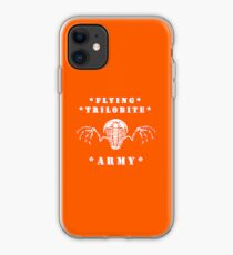 Flying Trilobite Army iPhone Case