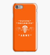 Flying Trilobite Army iPhone Case/Skin