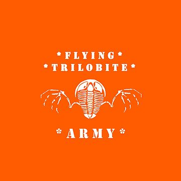 Flying Trilobite Army by flyingtrilobite