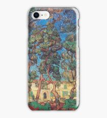 Van Gogh iPhone 5 Case - The Grounds of the Asylum iPhone Case/Skin