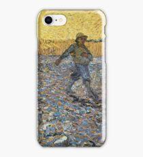 Van Gogh iPhone 5 Case - The Sower iPhone Case/Skin