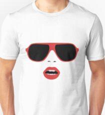 sexy retro woman Unisex T-Shirt
