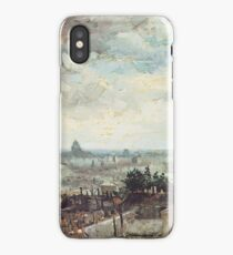 Van Gogh iPhone 5 Case - The Roofs of Paris iPhone Case/Skin