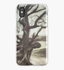 Van Gogh iPhone 5 Case - Study of a Tree iPhone Case/Skin