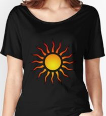 sunshine Women's Relaxed Fit T-Shirt