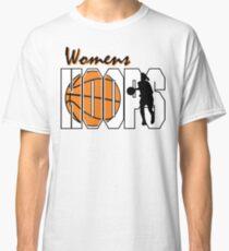 Basketball Women's Hoops Women's Classic T-Shirt