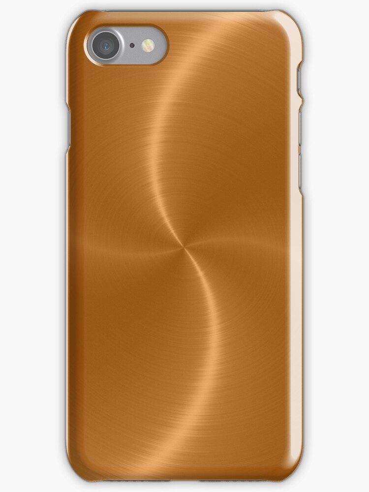 Gold Stainless Shiny Steel Metal Look by Nhan Ngo