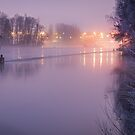 Joensuu Canal by MikkoEevert