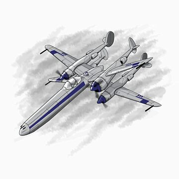 X Plane by BillCournoyer