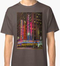 Radio City Music Hall, Study 1 Classic T-Shirt