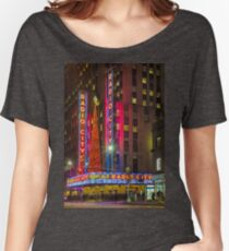 Radio City Music Hall, Study 1 Women's Relaxed Fit T-Shirt