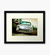 Car Dreams Framed Print