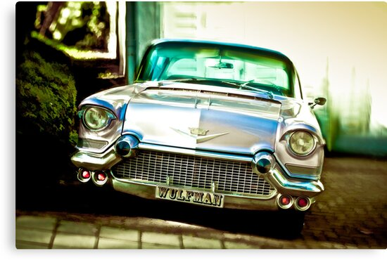 Car Dreams by wulfman65