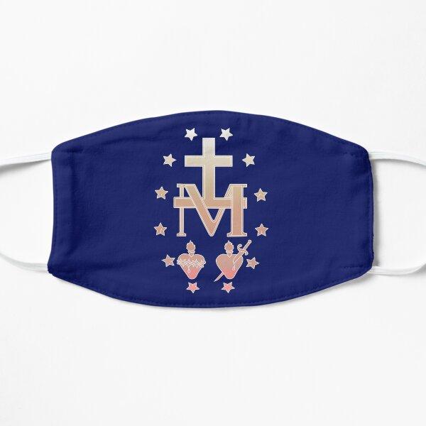 Médaille miraculeuse (Médaille miraculeuse) Médaille de Notre-Dame de Grâce Masque sans plis