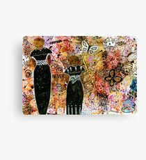 Through Thick and Thin Canvas Print