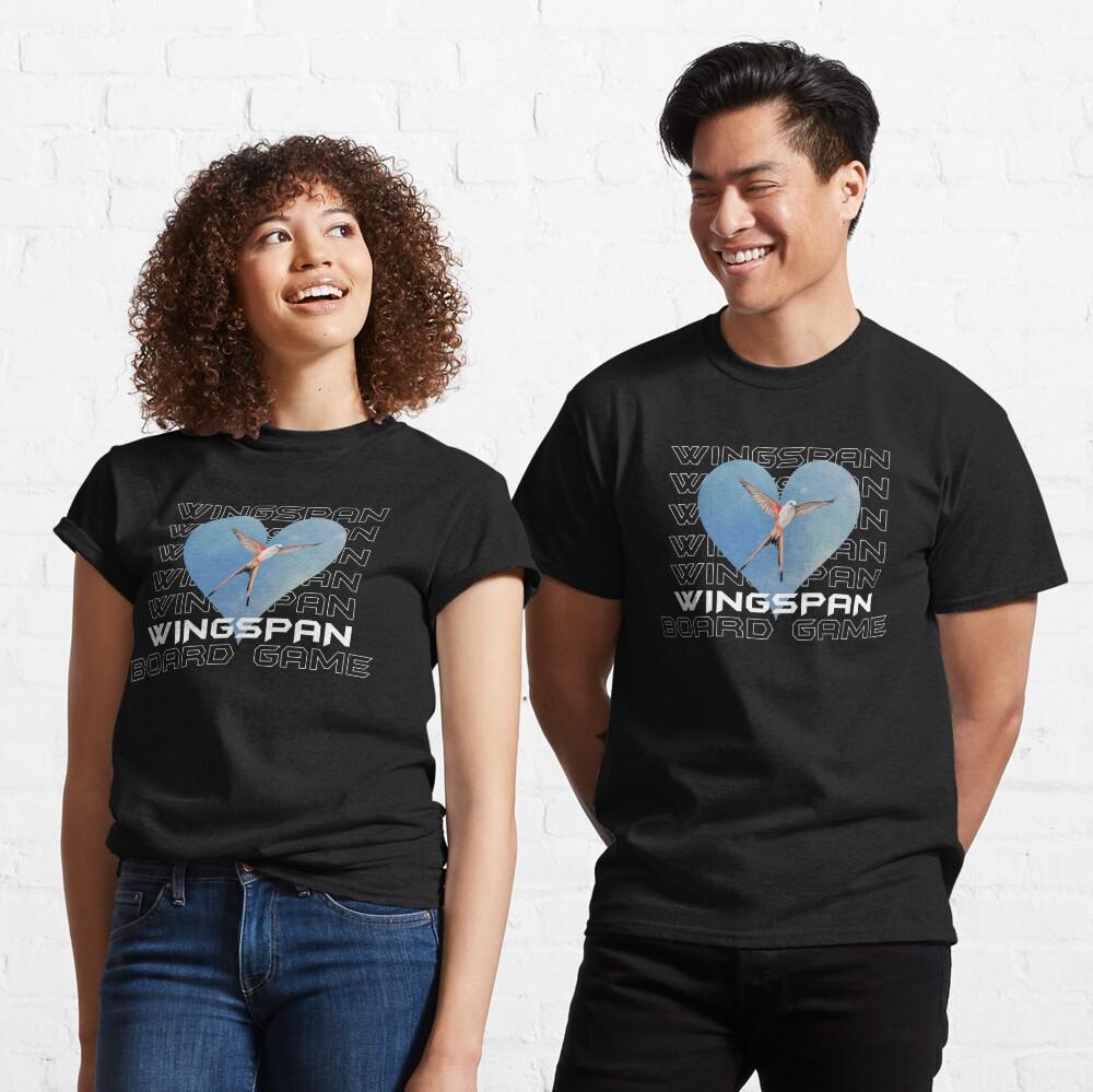 Wingspan Board Game Birds Classic T-Shirt