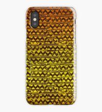 mosaic chevron  iPhone Case/Skin