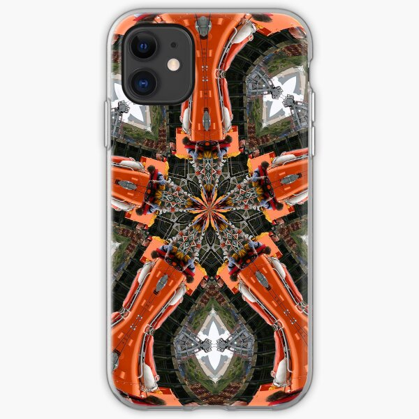 Lifeboat & Cranes, iPhone Case iPhone Soft Case