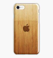 Wooden Apple iPhone Case/Skin