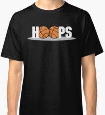Basketball Hoops Dark Classic T-Shirt