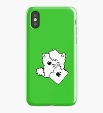Kitty Loves iDevices! (case) iPhone Case