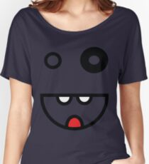 happy face Women's Relaxed Fit T-Shirt