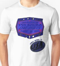 usa warriors motor car by rogers bros Unisex T-Shirt