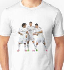 marcelo and cristiano ronaldo and james T-Shirt
