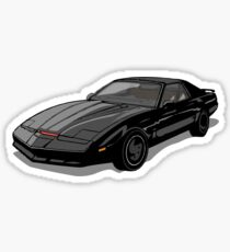 Knight Rider KITT Car Sticker