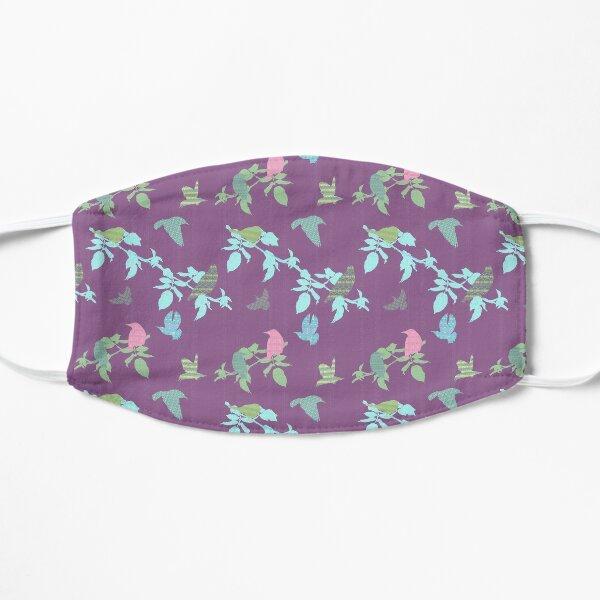 Shetland Starling - purple background  Mask