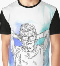 niall horan watercolour Graphic T-Shirt