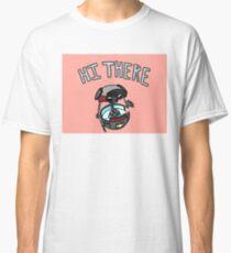 Gortys mit Text Classic T-Shirt