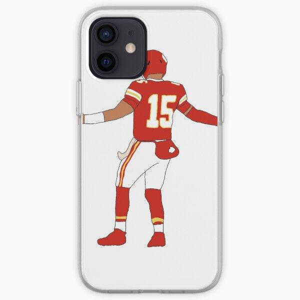 Kansas City Chiefs Patrick Mahomes iPhone Soft Case