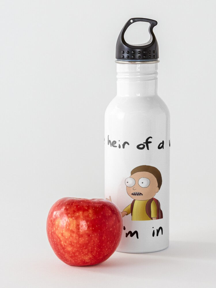 Alternate view of Rick and Morty TM - I'm In Water Bottle