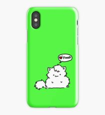 Fat Kitty Mroo!! (case) iPhone Case