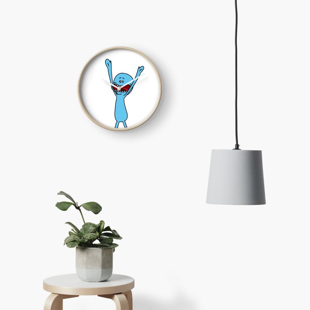 I'm Mr Meeseeks, look at me Clock